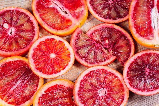 Разрезать сицилийские апельсины