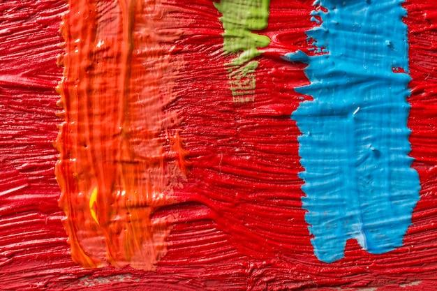 Абстрактная живопись фон. обои для выставки художников или фабрики красок
