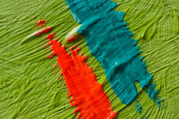 抽象的な絵画の背景。画家展や塗装工場のための壁紙