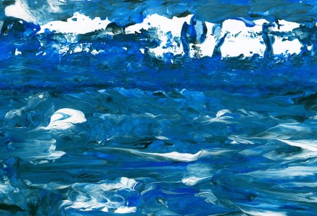 抽象芸術。創造的な手描きの背景、壁紙、テクスチャ。