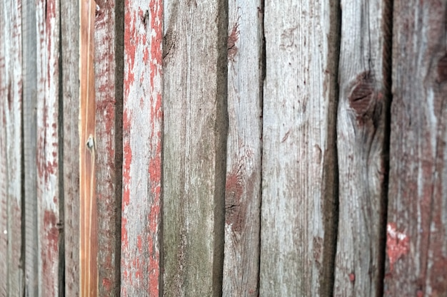 木製のフェンス、垂直ログフレームの背景のテクスチャ
