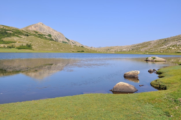 Озеро на корсике (нино)