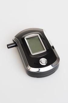 デジタルアルコール息テスターの飲酒検知器の検光子の探知器