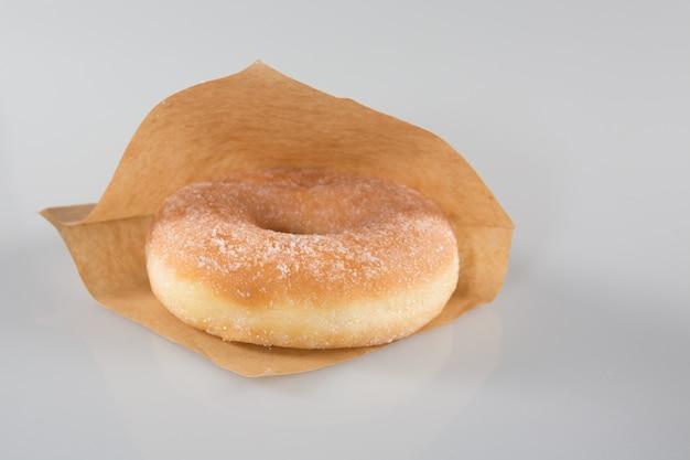 Свежий пончик для быстрого питания в еду на вынос грузовик