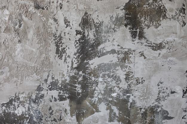 灰色の背景のグランジセメントの床のテクスチャ。