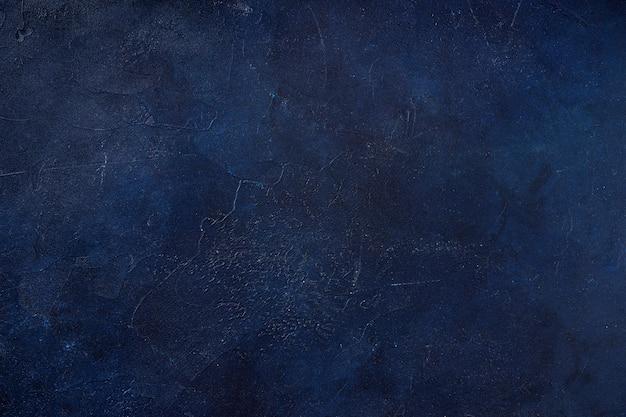 濃い青の抽象的な背景。ビジュアルトレンド
