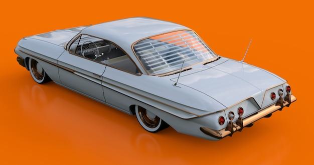 古いアメリカ車を素晴らしい状態に設定する