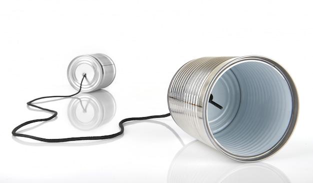 コミュニケーションの古いシステム