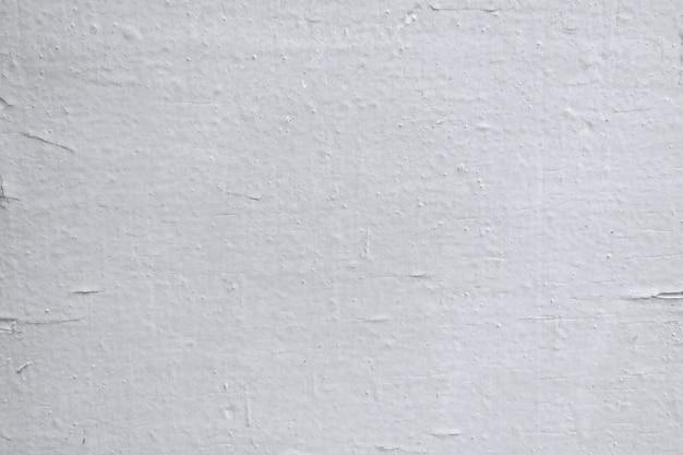 白いセメントコンクリートの壁のテクスチャ背景