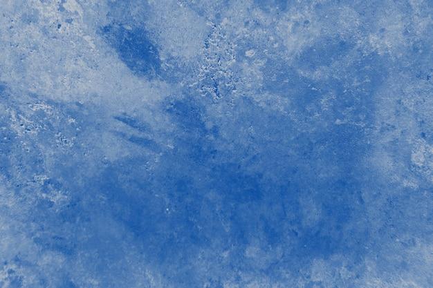 抽象的な青い汚い詳細なテクスチャ