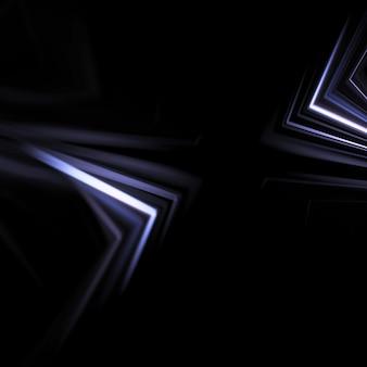 Абстрактные неоновые огни фон обои