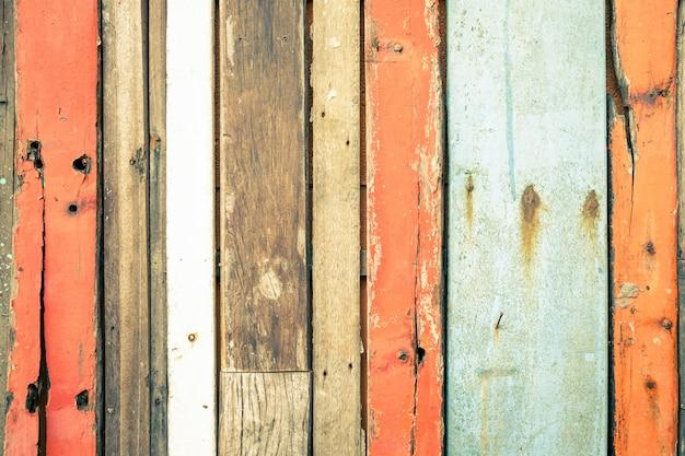 木製の背景と代替建材