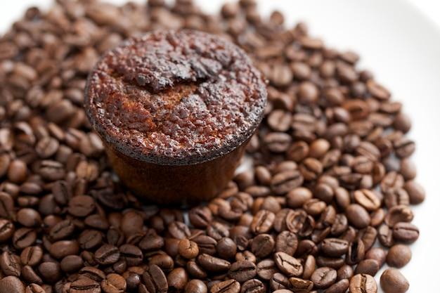コーヒー風味のマフィン