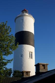 スウェーデンのオッテンビーの灯台