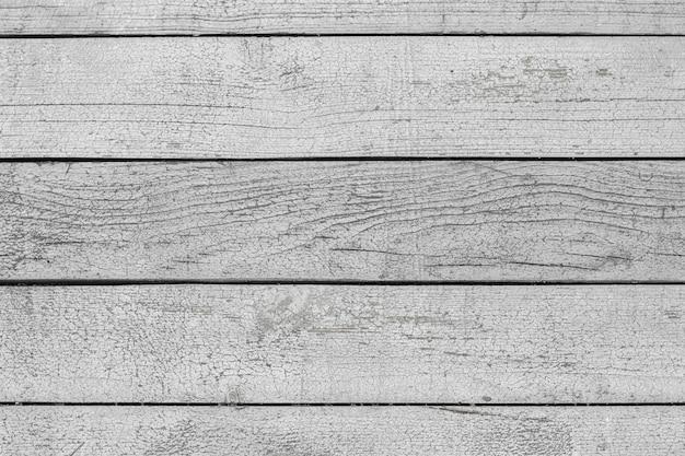 木の板テクスチャ灰色の背景