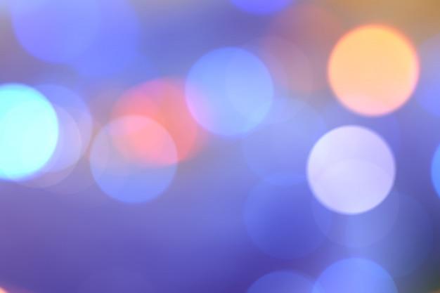 フォトショップの背景に抽象的な色のボケ味。