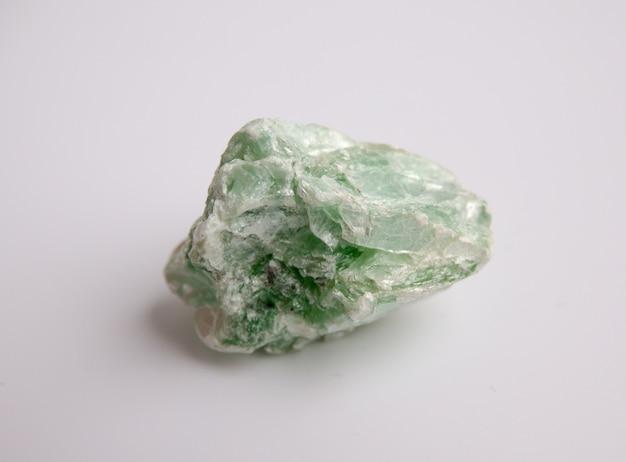 Макро минеральный камень тальк