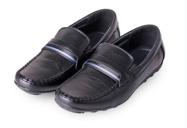 子供靴のモカシン