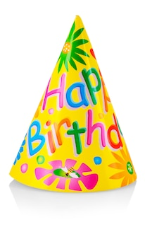 誕生日パーティーのお祝い帽子