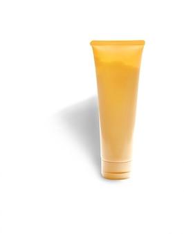 Тюбик косметического крема