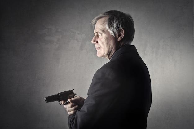 Человек с ружьем