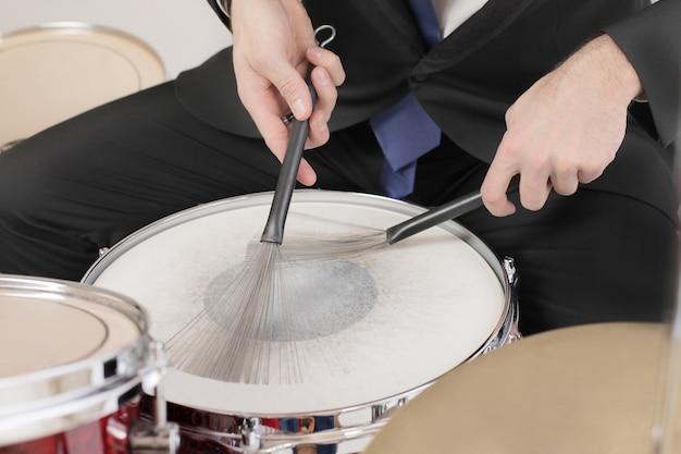 代替ドラムスティック