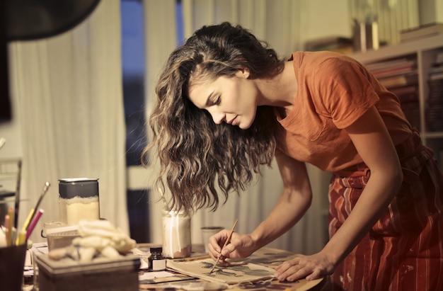 Творческое хобби и страсть