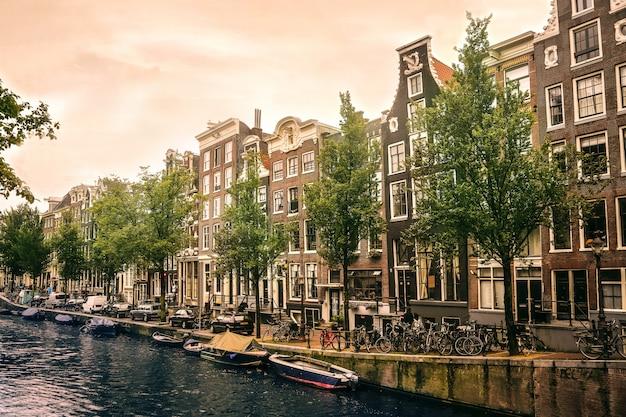 アムステルダムのストリートビュー