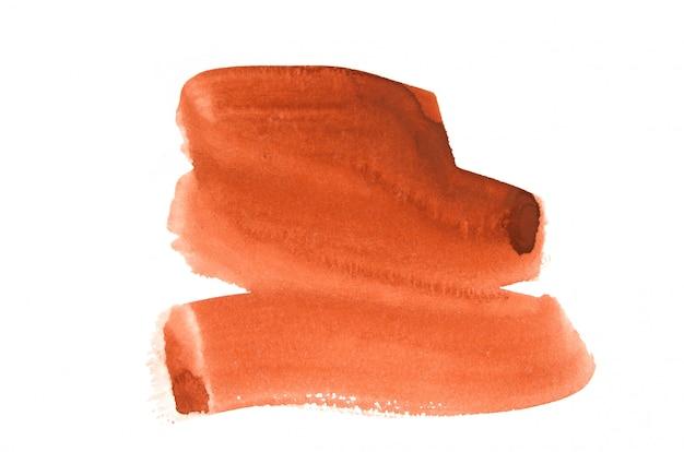Абстрактная акварель рука краска текстуры фона, изолированные.