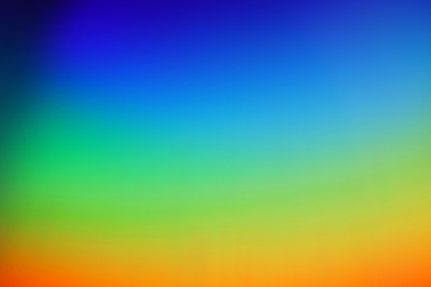 ホログラフィックレインボーカラフルな抽象的な背景。