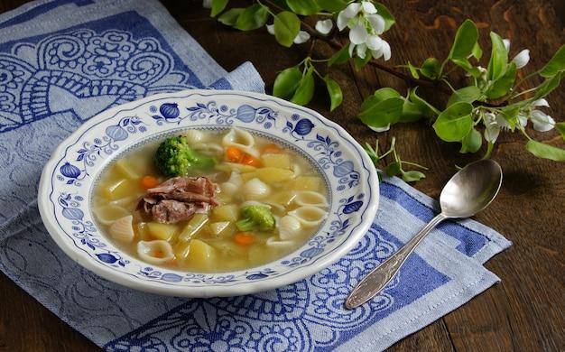 Утиный суп