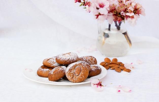 アーモンドクッキーグルテンフリー