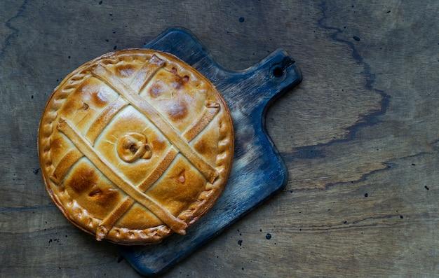 Пирог с тунцом, эмпанада де атун