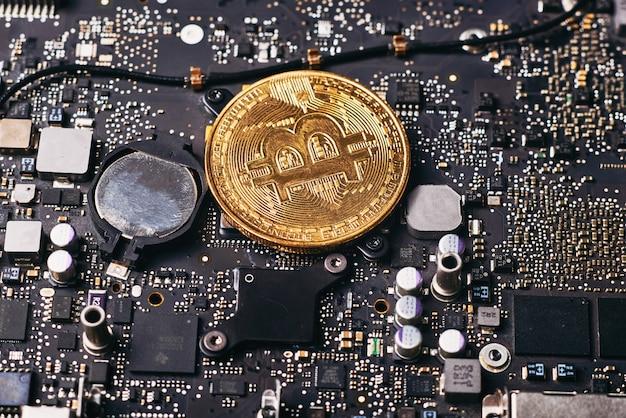 プロセッサ上のビットコイン