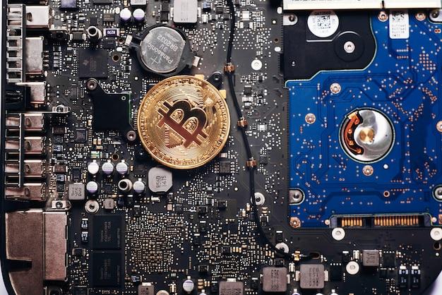 Биткойн на процессоре