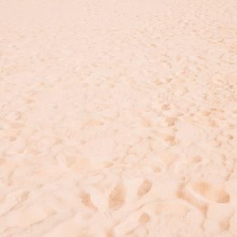 背景のビーチ砂のテクスチャ