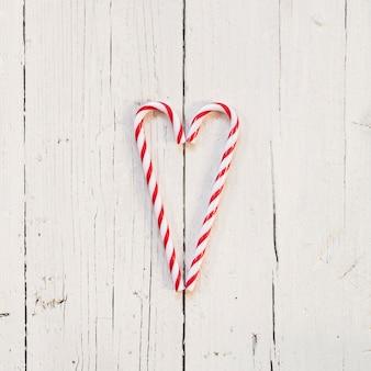 クリスマスのためのキャンディー・キャン
