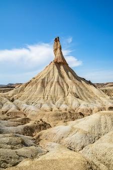 Барденас реалес - это природный парк дикой красоты. биосферный заповедник юнеско