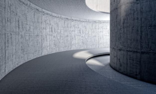 抽象的な屋内背景