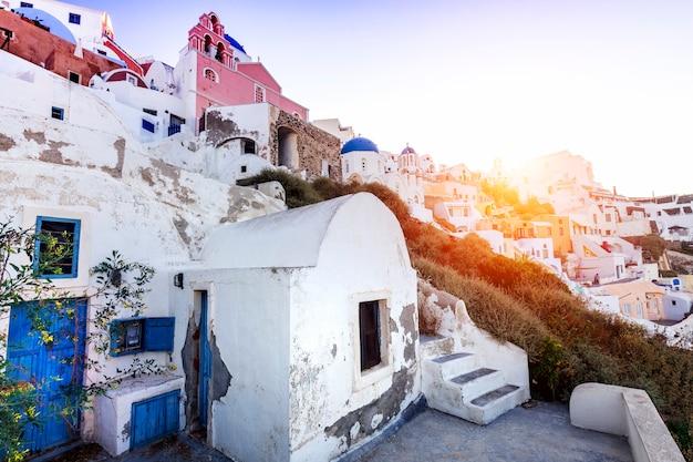イアサントリーニ島ギリシャ