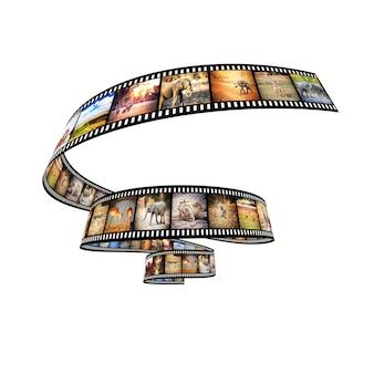 アフリカ映画