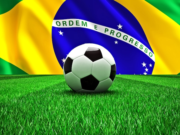 ブラジルサッカーボール