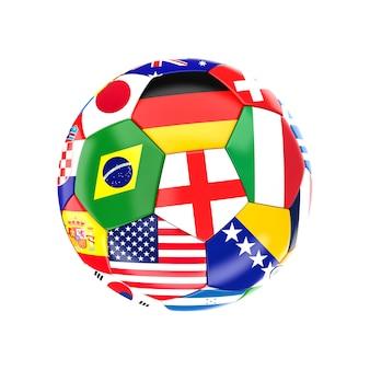 マルチサッカーボール