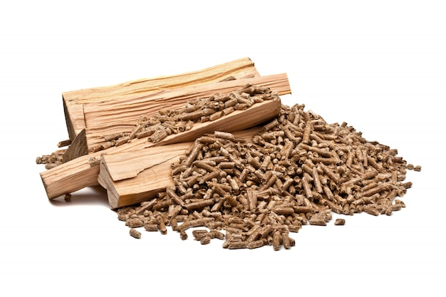 木質ペレット