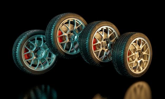 新車用タイヤ