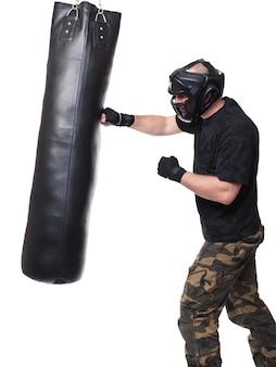 Тренировка самообороны