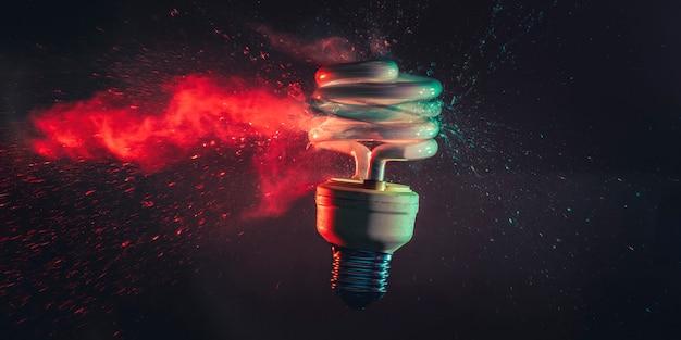 低消費電球ショット