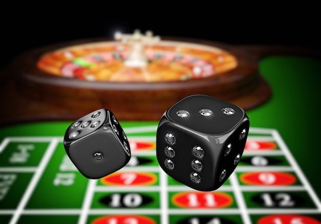 Роскошная игра в казино