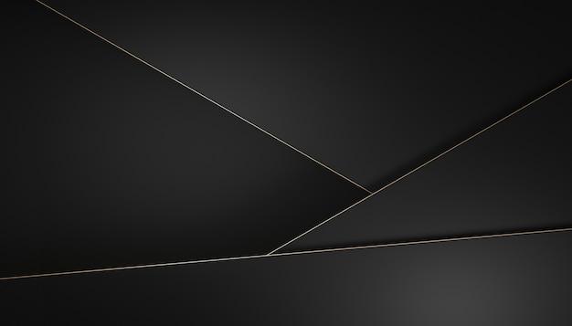 Геометрический фон с полигонами