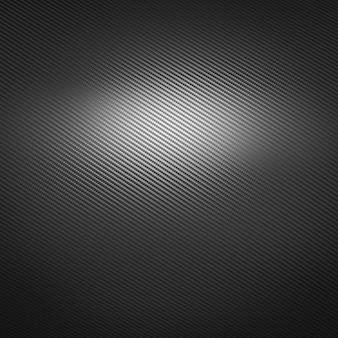 正方形フォーマットの炭素繊維の背景。